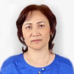 Исахан Газиза Турмаганбетовна